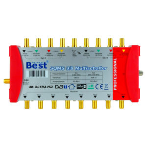 B.E.S.T Multischalter 9/8 Best Elektronik GmbH